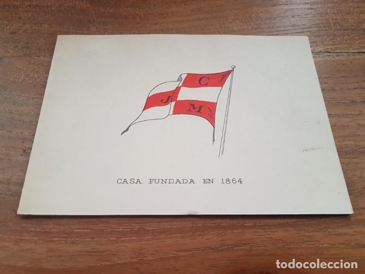 Postales: 1949 TARJETA FOTO DE FELICITACION JUAN CABRERA MARTIN - LA PALMA - ISLAS CANARIAS - Foto 2 - 276998408