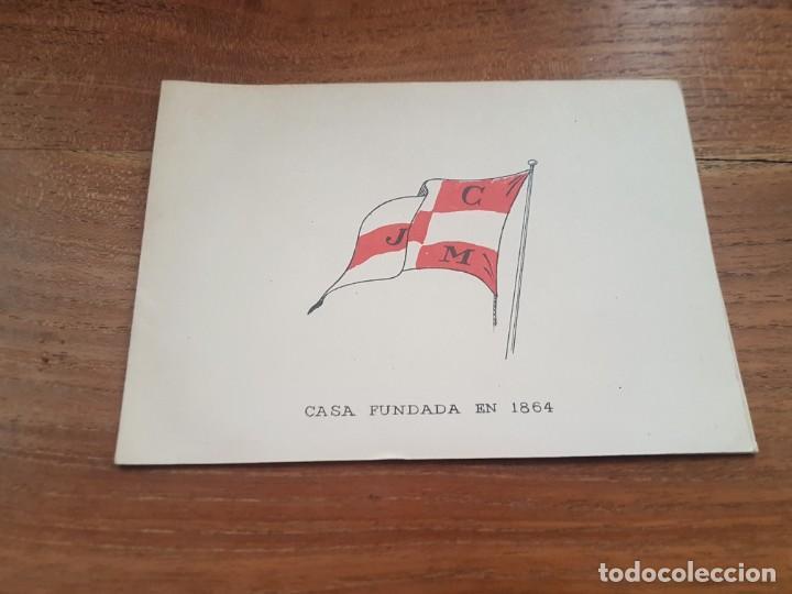 Postales: 1954 TARJETA FOTO DE FELICITACION JUAN CABRERA MARTIN - LA PALMA - ISLAS CANARIAS - Foto 2 - 276998453
