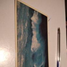 Postales: POSTAL ISLAS CANARIAS OLAS. Lote 277099953