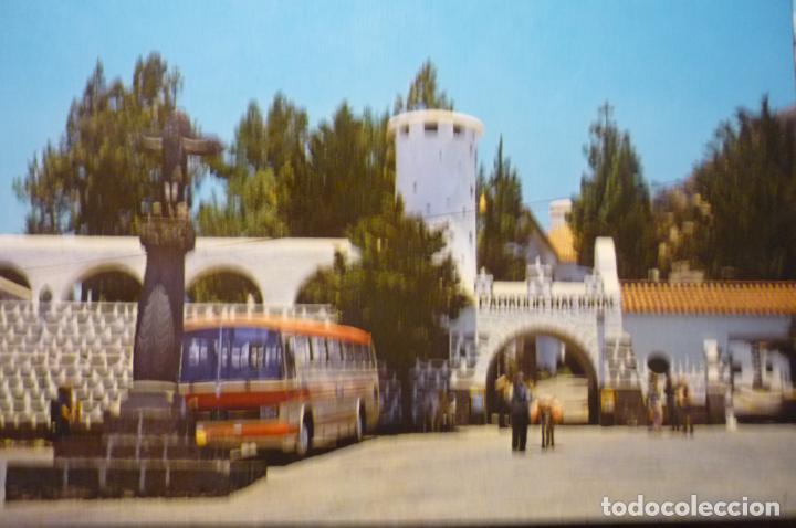 POSTAL GRAN CANARIA.-PARADOR TEJADA (Postales - España - Canarias Moderna (desde 1940))