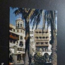 Postales: LAS PALMAS DE GRAN CANARIA HOTEL SANTA CATALINA. Lote 277300743