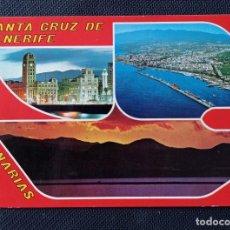 Postales: POSTAL SC 23 SANTA CRUZ DE TENERIFE. AÑO 1980. ESCRITA. Lote 277501248