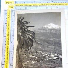 Cartes Postales: POSTAL DE TENERIFE. AÑOS 30 50. VALLE DE LA OROTAVA BAENA . 1451. Lote 277504423