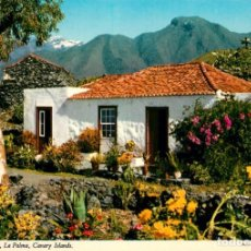 Postales: EM1211 LA PALMA CASA DE CAMPO HINDE 2CT239. Lote 277551703