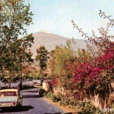 Postales: EM1218 TENERIFE - MOTIVO TIPICO 1962 - VALMAN Nº202 - COCHE. Lote 277552198