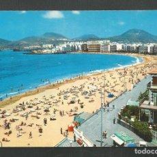 Postales: POSTAL SIN CIRCULAR LAS PALMAS DE GRAN CANARIA 1014 VISTA GENERAL EDITA GLOBAL TRADERS. Lote 277560658
