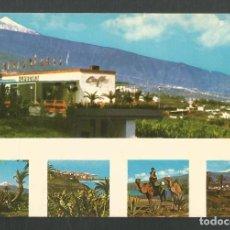 Postales: POSTAL SIN CIRCULAR CAFE HUMBOLDT LA OROTAVA (TENERIFE) EDITA RO-FOTO. Lote 277662678