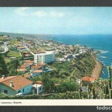 Postales: POSTAL SIN CIRCULAR TENERIFE 38 VISTA GENERAL DE BAJAMAR EDITA IBER CROMO. Lote 277662868