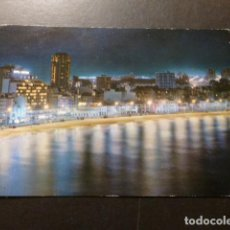 Postales: LAS PALMAS DE GRAN CANARIA PLAYA DE LAS CANTERAS. Lote 277846833
