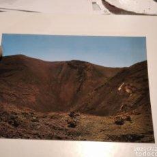 Postales: LANZAROTE ISLA DE LOS VOLCANES. Lote 278292998