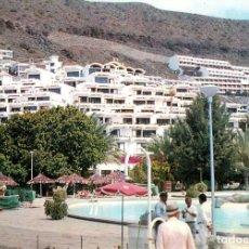 Cartes Postales: EM1669 GRAN CANARIA PUERTO RICO APARTAMENTOS RIOPIEDRAS 1978 FOT NARANJO. Lote 278586688