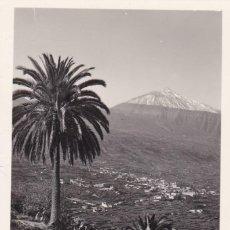 Postales: TENERIFE, VALLE DE LA OROTAVA. ED. FOTO BAENA. SIN CIRCULAR. Lote 278800488