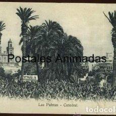 Postales: EA162 LAS PALMAS CATEDRAL Nº13864. Lote 278872638