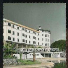 Postales: EA169 PUERTO DE LA CRUZ PISCINA Y HOTEL TAORO MONTAÑES Nº583. Lote 278873358