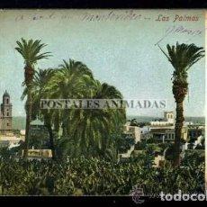 Postales: EA176 LAS PALMAS - CATEDRAL REVERSO SIN DIVIDIR. Lote 278874198