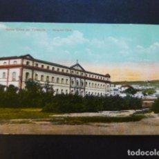 Postales: SANTA CRUZ DE TENERIFE HOSPITAL CIVIL. Lote 285216628