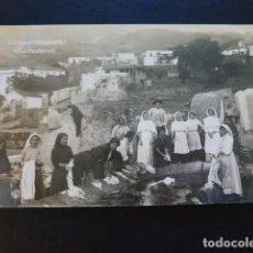 Cartes Postales: GÜIMAR TENERIFE LAVADEROS. Lote 285219223