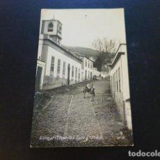 Postales: GÜIMAR TENERIFE CALLE SAN PEDRO. Lote 285219603