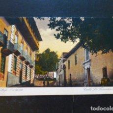 Cartoline: OROTAVA TENERIFE CALLE SAN FRANCISCO. Lote 285223583