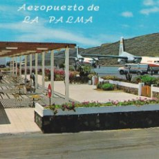 Postais: TENERIFE, SANTA CRUZ DE LA PALMA, AEROPUERTO DE MAZO. ED. RO-FOTO Nº 149. SIN CIRCULAR. Lote 285467283