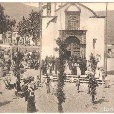 Postales: TENERIFE. FIESTA POPULAR EN ARAFO. BONITA EXCURSIÓN DESDE SANTA CRUZ DE TENERIFE.. Lote 286459873