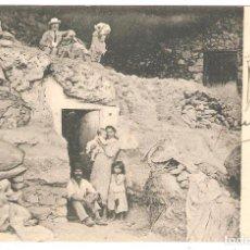 Cartes Postales: TENERIFE.TIPOS DEL PAÍS. EN REVERSO MATASELLO DEUTSCHE LINE HAMBURG SUDAMERIKA. Lote 286470923