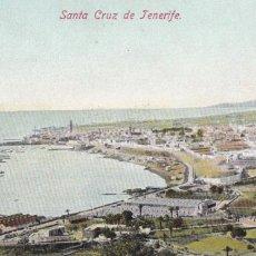 Postales: SANTA CRUZ DE TENERIFE. ED. NOBREGA'S ENGLISH BAZAR. BYN COLOREADA. SIN CIRCULAR. Lote 286875468