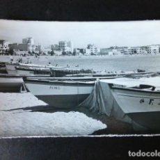 Postales: LAS PALMAS DE GRAN CANARIA PLAYA DE LAS CANTERASÇ. Lote 287095353