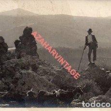 Postales: POSTAL FOTOGRAFICA, TENERIFE, CAMPESINO, RARA. Lote 287208278