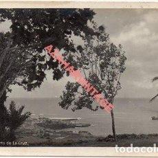 Postales: SANTA CRUZ DE TENERIFE. PUERTO DE LA CRUZ. 33. FOTO BAENA. SIN CIRCULAR. Lote 287211663