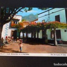 Postales: SAN MIGUEL DE LA PALMA. Lote 287322143