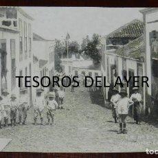 Postales: FOTO POSTAL DE LA PALMA - CANARIAS - TARACORTE CALLE DEL ANGEL- FOTO BAENA Nº 23 - NO CIRCULADA.. Lote 287662608