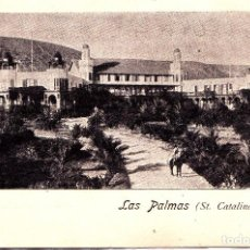 Postales: LAS PALMAS (CANARIAS) - STA CATALINA HOTEL. Lote 288411013