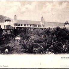 Postales: LAS PALMAS (CANARIAS) - HOTEL SANTA CATALINA. Lote 288411073