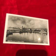 Postales: POSTAL ANTIGUA ORIGINAL DE ÉPOCA SANTA CRUZ DE TENERIFE (VISTA DE LA BAHÍA). Lote 288569308