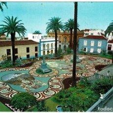 Postales: POSTAL TENERIFE. LA OROTAVA. ALFOMBRA HECHA CON PIEDRAS DEL TEIDE NO. 2237. Lote 288696943