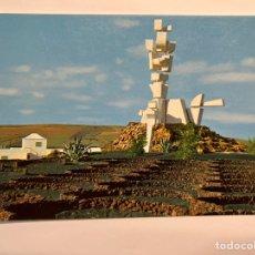 Cartoline: LANZAROTE, POSTAL MONUMENTO AL CAMPESINO. EDIC., COMERCIAL SILVA (H.1960?) S/C. Lote 291848073