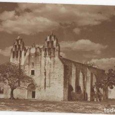 Postales: POSTAL- IGLESIA DE MUNA- YUC. Lote 294575308
