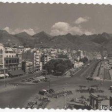 Postales: POSTAL- SANTA CRUZ DE TENERIFE - ALAMEDA Y AVEDIDA DE ANAGA. Lote 294575723