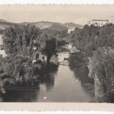 Postales: POSTAL- PAMPLONA- PUENTE DE ROCHAPEA. Lote 294578153