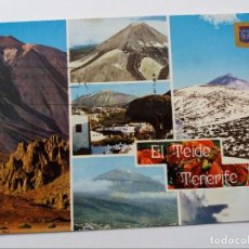 Postales: POSTAL - TENERIFE - DIVERSAS VISTAS. Lote 294879128