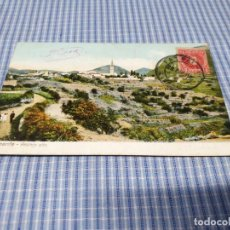 Postales: POSTAL ANTIGUA CANARIAS. SANTA CRUZ DE TENERIFE. REALEJO ALTO. CIRCULADA. Lote 295345383