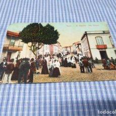 Postales: POSTAL ANTIGUA CANARIAS. GRAN CANARIA. LAS PALMAS. TEROR.. Lote 295346183