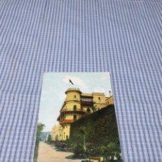 Postales: POSTAL ANTIGUA CANARIAS. SANTA CRUZ DE TENERIFE. HOTEL QUISISANA. CIRCULADA.. Lote 295520373
