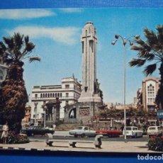 Postales: POSTAL - SANTA CRUZ DE TENERIFE - 2348,. PLAZA DE ESPAÑA - ED. GASTEIZ - AÑO 1971 - ESCRITA. Lote 297088333