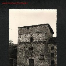 Postales: POSTAL DE SANTILLANA DEL MAR (CANTABRIA):LA TORRE DE MERINO (DOMINGUEZ NUM.7). Lote 945235