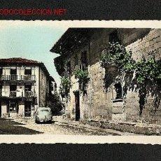 Postales: POSTAL DE SANTILLANA (CANTABRIA): CASA DE LA VILLA (ED.-ARRIBAS NUM. 3). Lote 602084