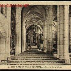 Postales: POSTAL SAN VICENTE DE LA BARQUERA. Lote 25256006