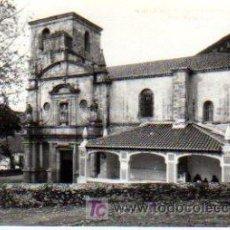 Postales: TARJETA POSTAL DE LIMPIAS (CANTABRIA) - IGLESIA PARROQUIAL. Lote 11390283