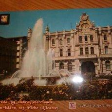 Postales: POSTAL SANTANDER AYUNTAMIENTO, AÑOS 60. Lote 3304825
